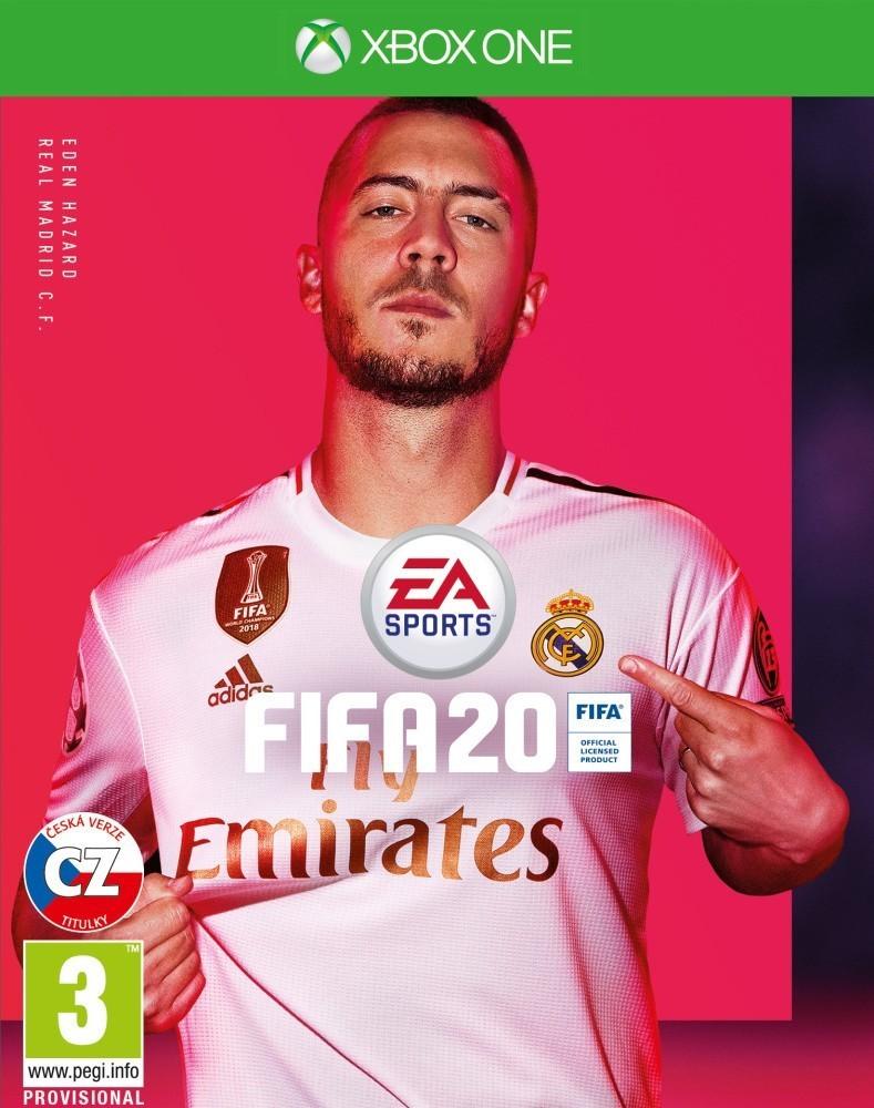 EA FIFA 20 hra XONE