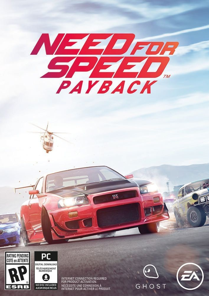 EA Need for Speed Payback hra PC