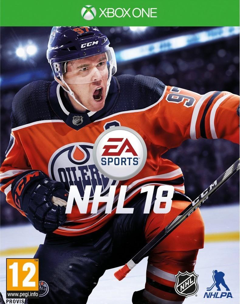 EA NHL 18 hra XOne