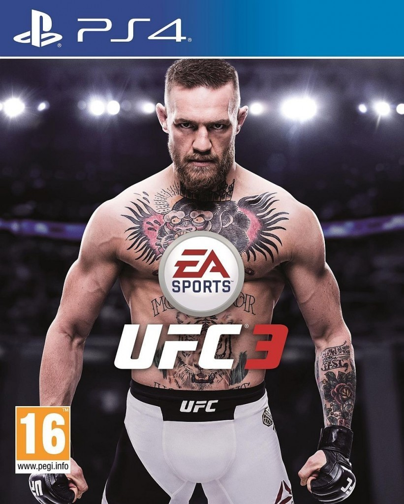 EA Sports UFC 3 hra PS4