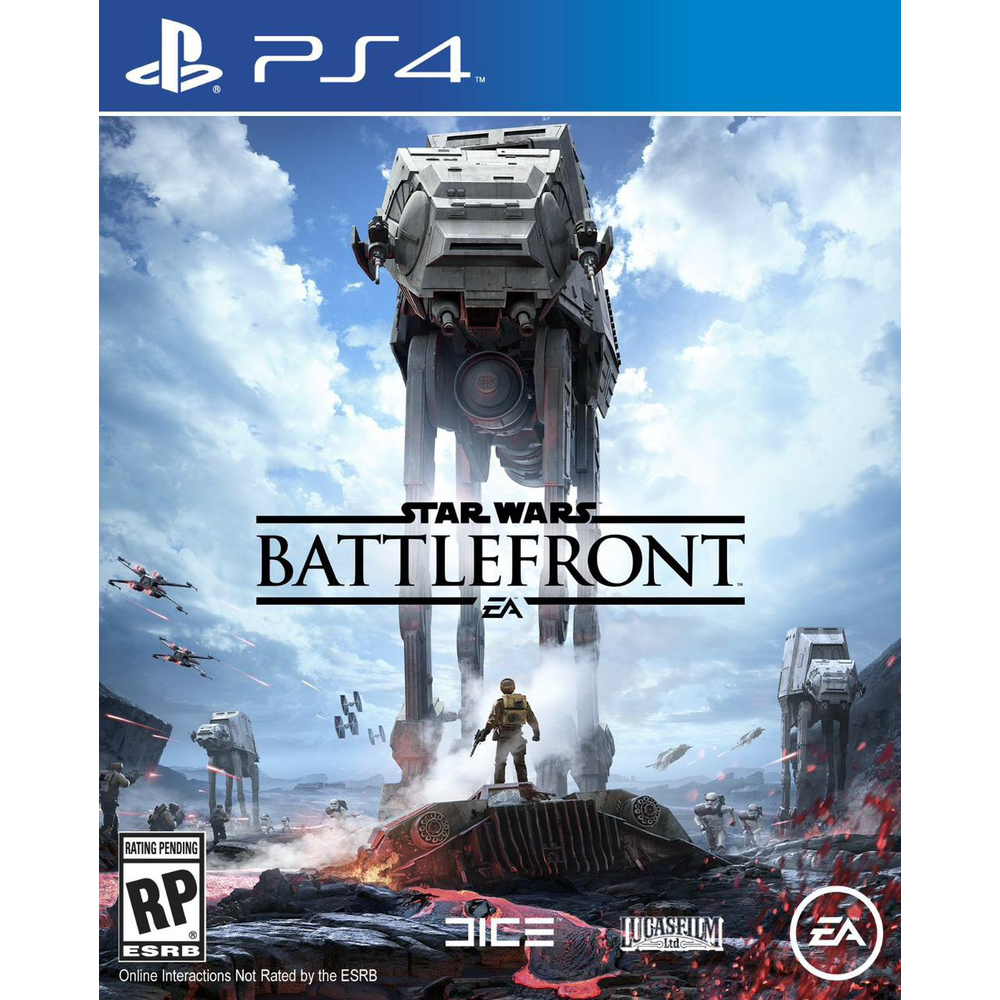 EA Star Wars Battlefront PS4
