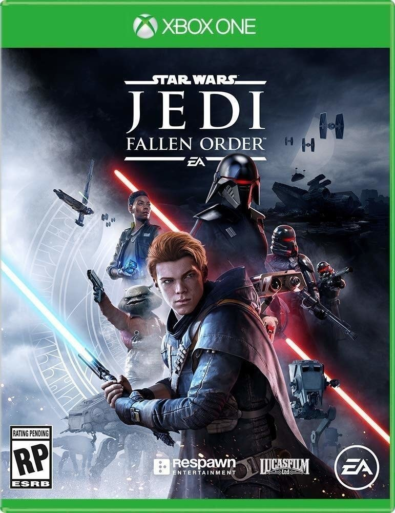 EA Star Wars Jedi: Fallen Order hra XONE