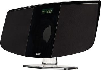 ECG XMS 1111 U Black