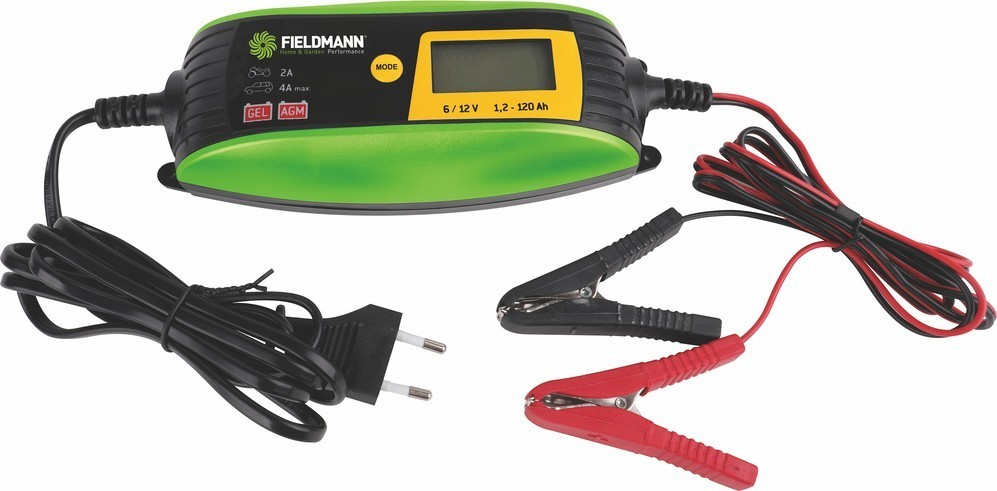 Fieldmann FDAN 12002 Auto nabíječka 6/12V