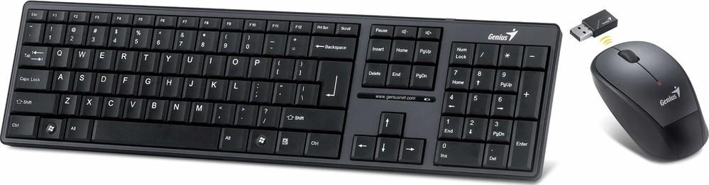 Genius Wrls SlimStar 8000 Set