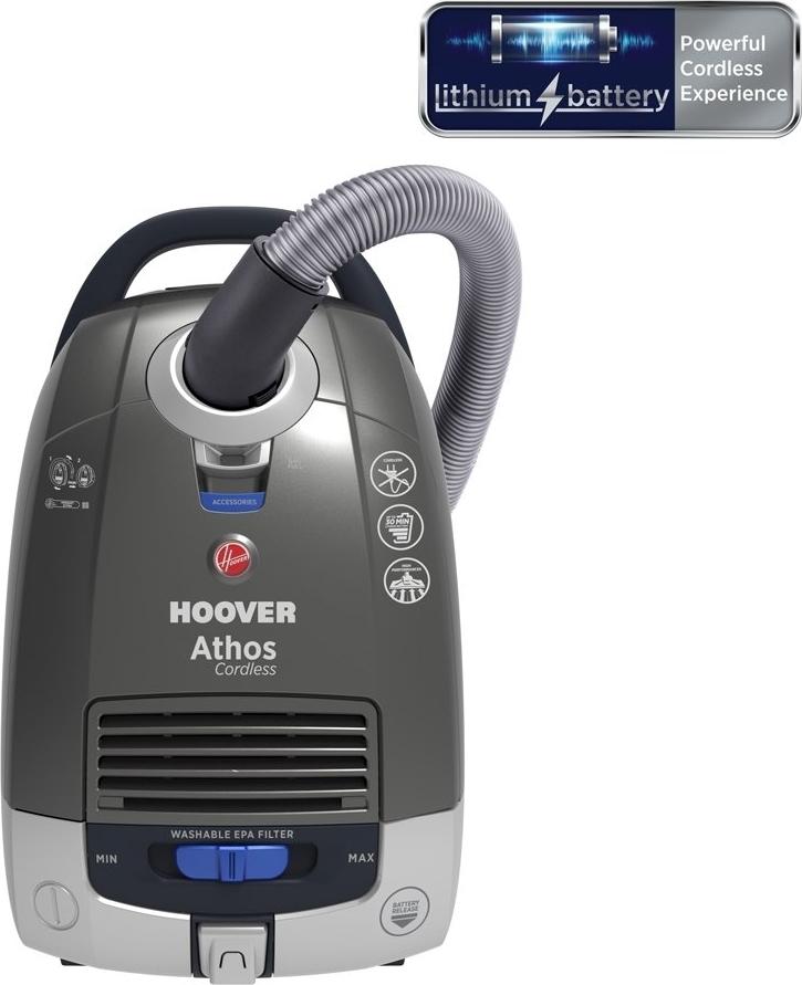 Hoover ATC18LI 011 + baterie zdarma + cashback 700 Kč zpět