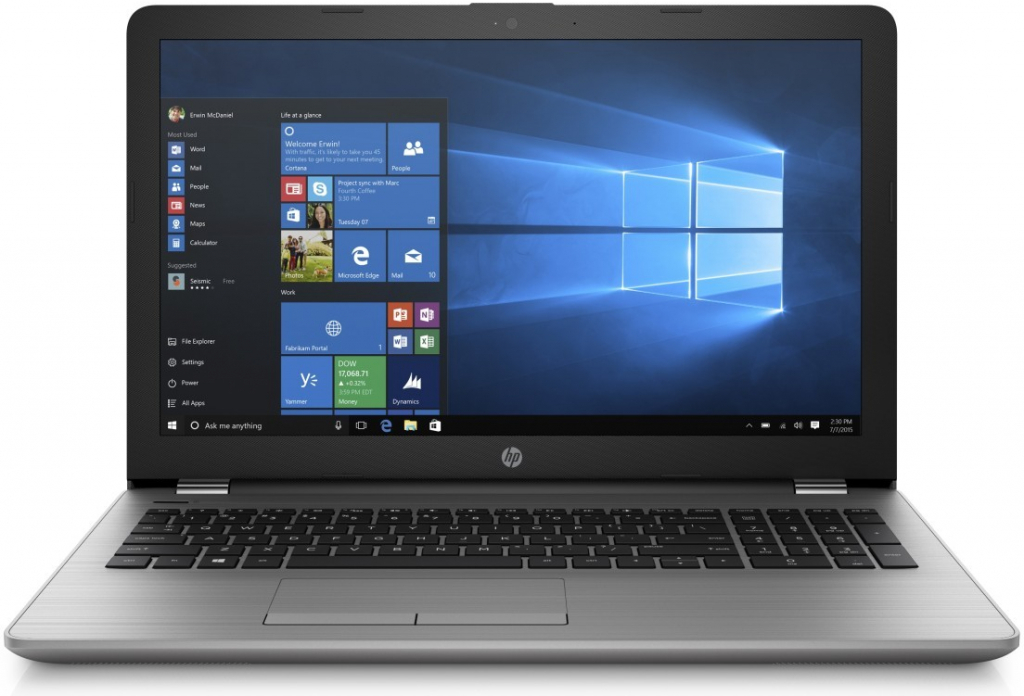 HP 250 G6 (4WU76ES)/WIN10