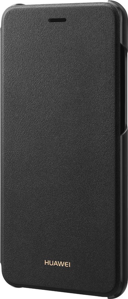 Huawei Flip pouzdro P9 Lite 2017 Black