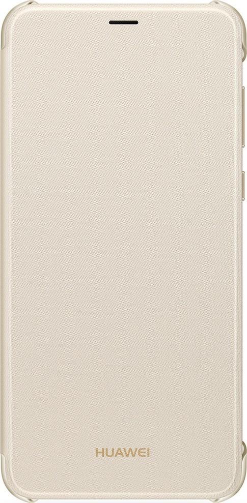 Huawei Flipové pouzdro pro P Smart Gold