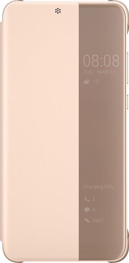 Huawei Flipové pouzdro pro P20 Lite Pink