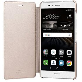 Huawei Flipové pouzdro pro P9 Lite Gold