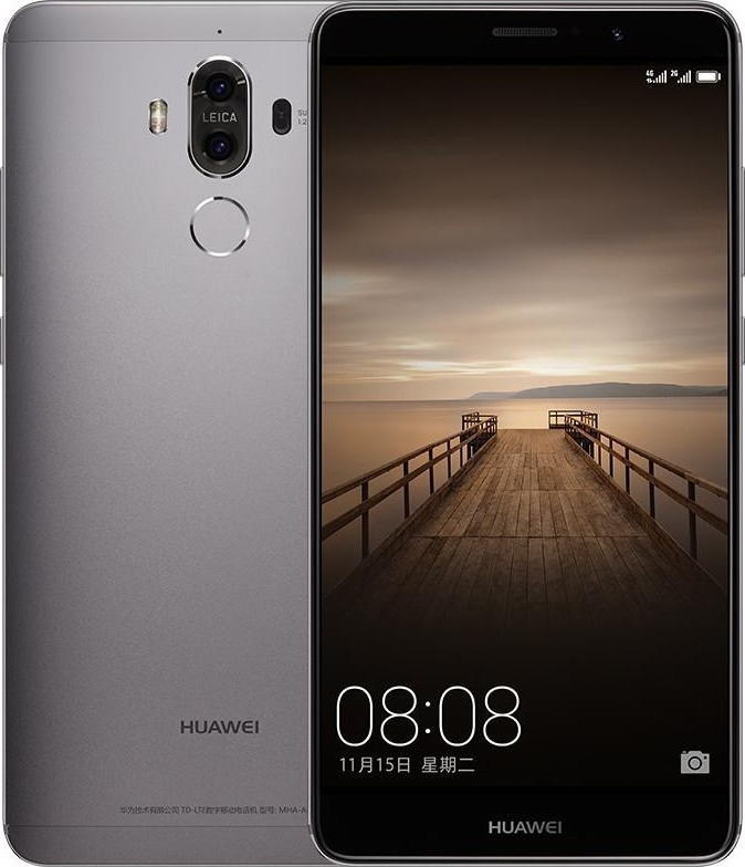 Huawei Mate 9 DualSIM Space Gray