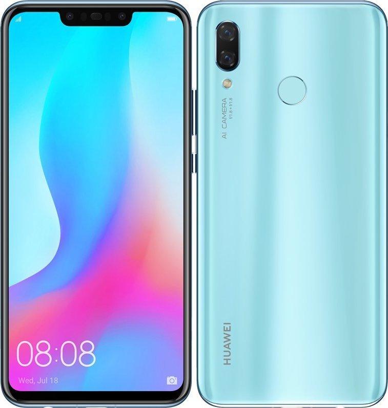 Huawei Nova 3 Dual Sim Airy Blue