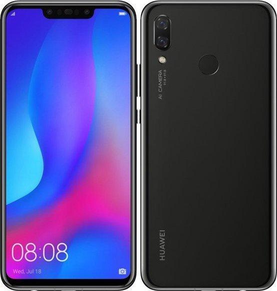 Huawei Nova 3 Dual Sim Black