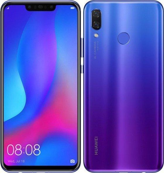 Huawei Nova 3 Dual Sim Purple