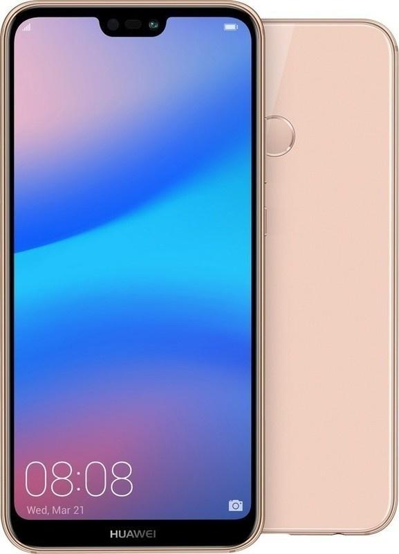 Huawei P20 Lite Pink + pouzdro flip