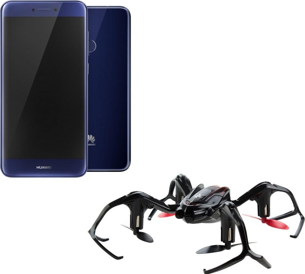 Huawei P9 Lite 2017 Blue + Dron