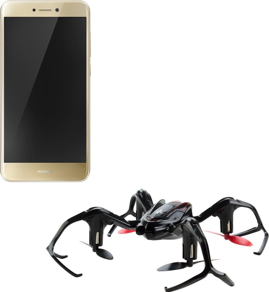 Huawei P9 Lite 2017 Gold + Dron