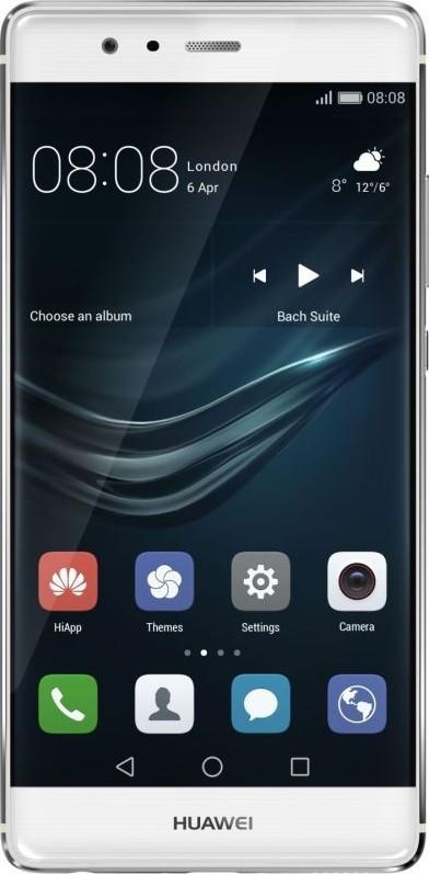 Huawei P9 Mystic Silver