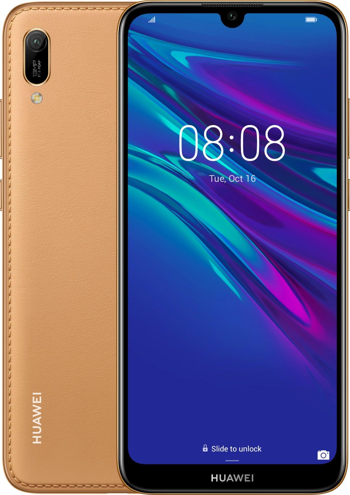 Huawei Y6 2019 DS Amber Brown
