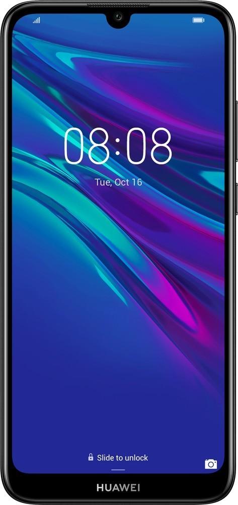 Huawei Y6 2019 DS Midnight black