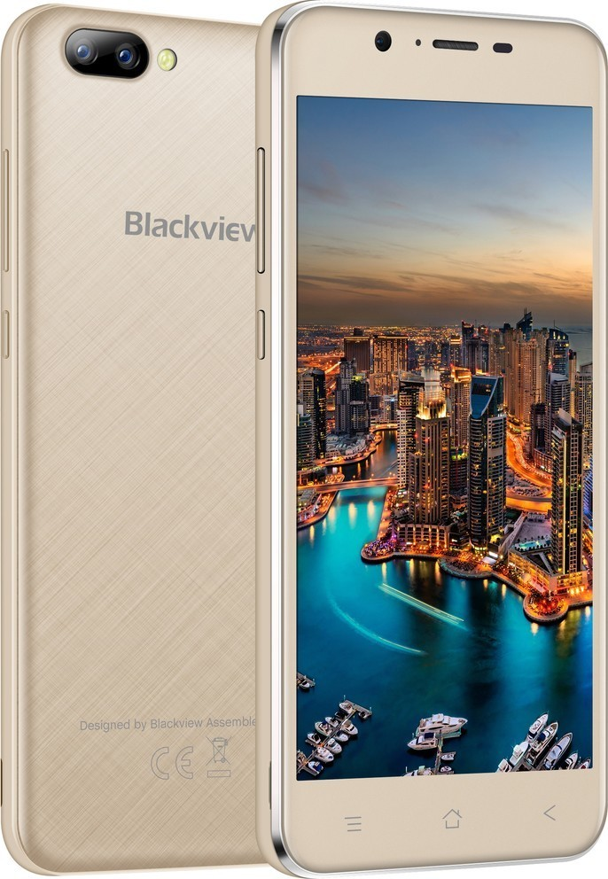 Smartphone iGET Blackview GA7G 5IPS 1GB 8GB Gold