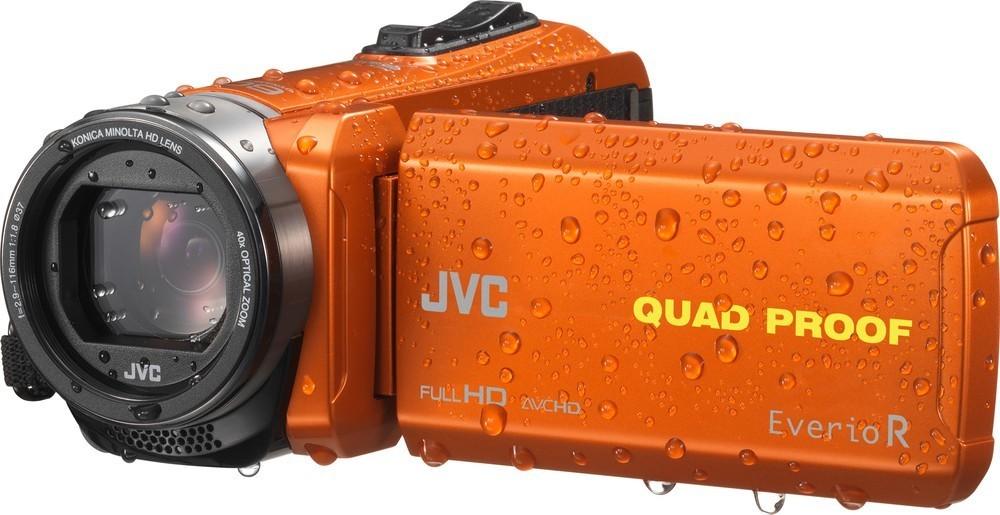 JVC GZ-R435D