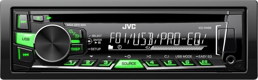 JVC KD R469