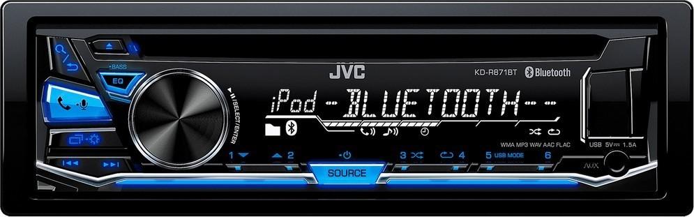 JVC KD R871BT