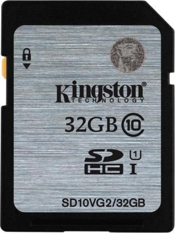 Kingston SDHC 32GB CL10 UHS-I