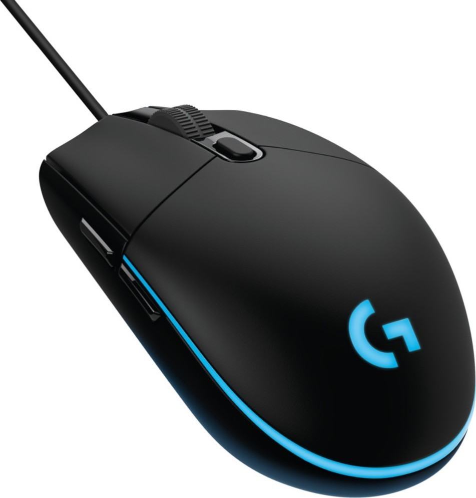 Logitech G203 Prodigy Gaming Mouse Black