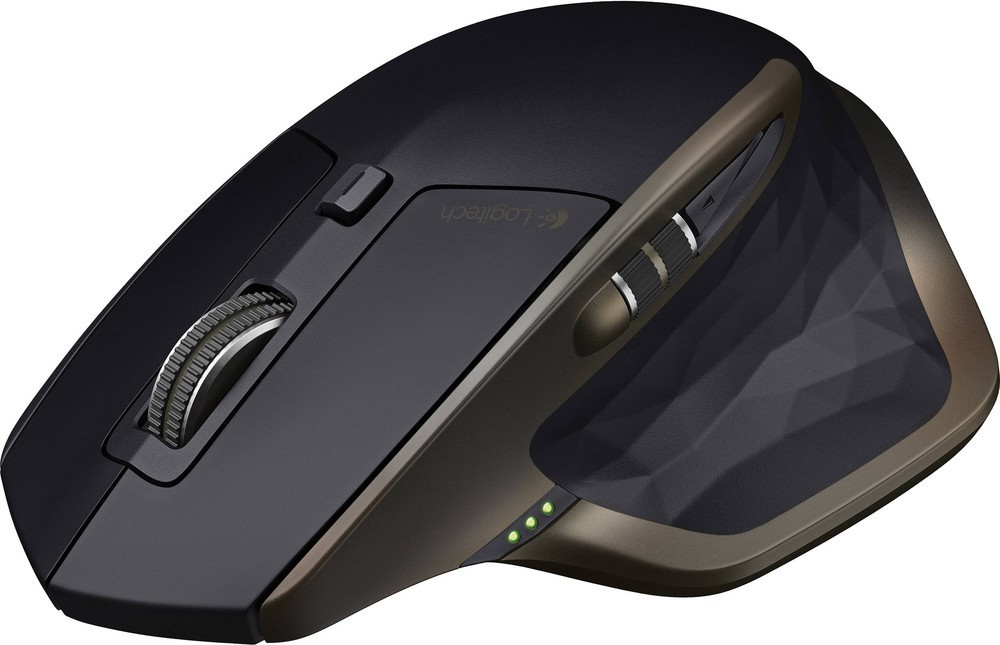 Logitech MX Master - 2.4Ghz/BT