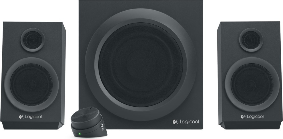Logitech Z333 Black