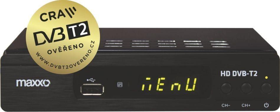 Maxxo T2 H.265 wifi