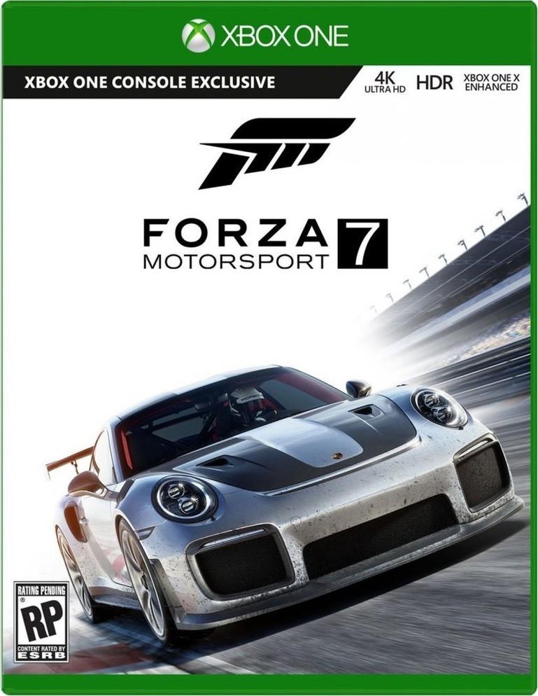 Microsoft Forza Motorsport 7 hra XOne
