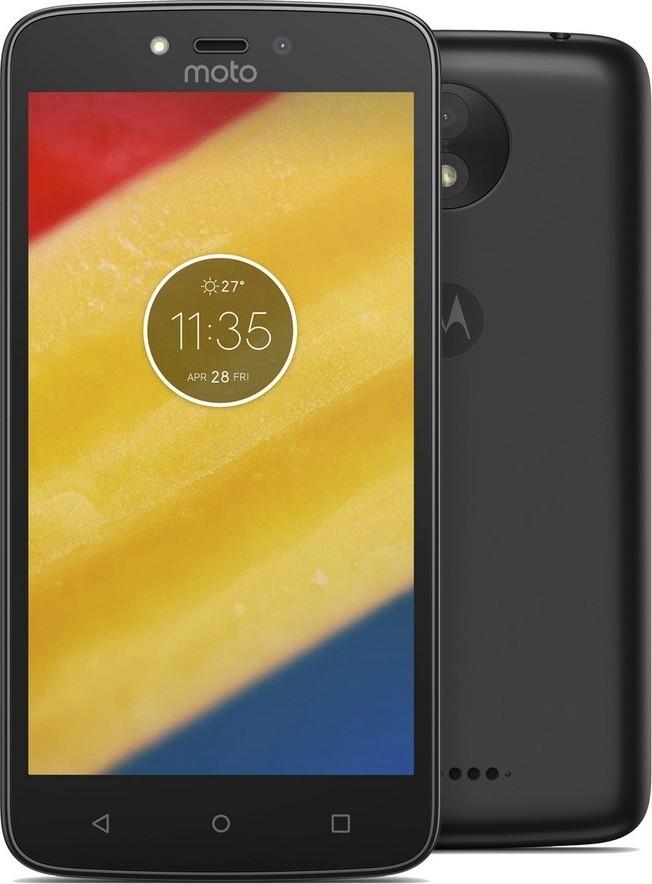 Motorola Moto C Dual SIM Black