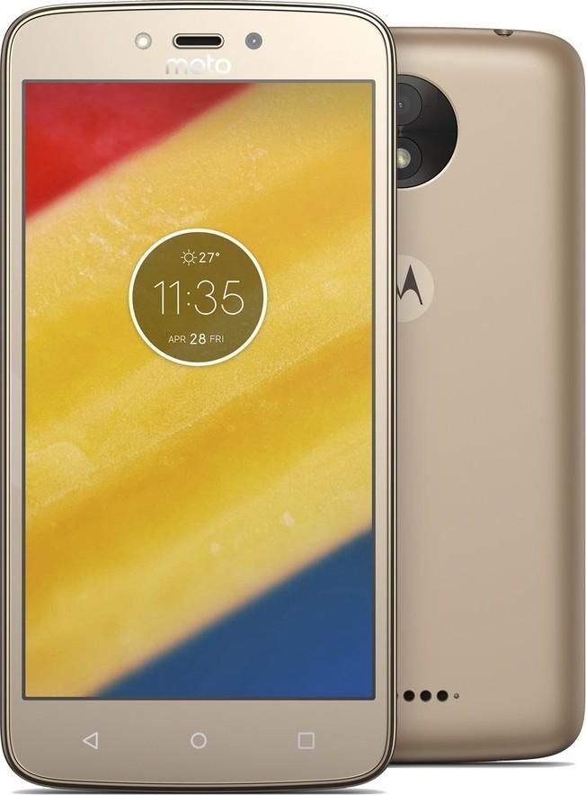 Motorola Moto C Dual SIM Gold