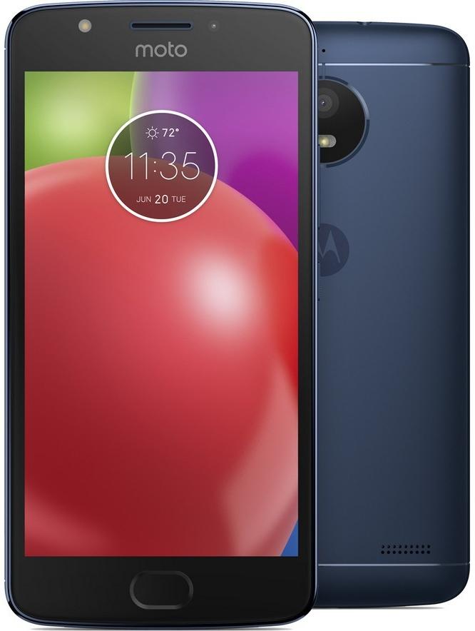 Motorola Moto E Dual SIM Blue