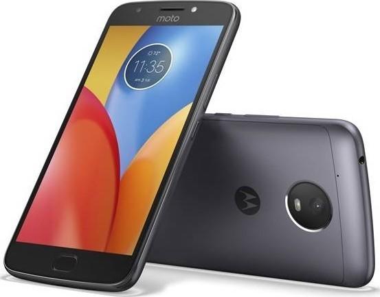 Motorola Moto E Plus Dual SIM Grey