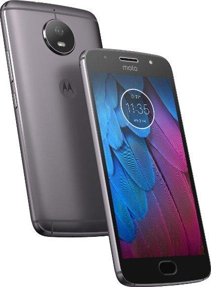 Motorola Moto G5s DS Lunar Grey