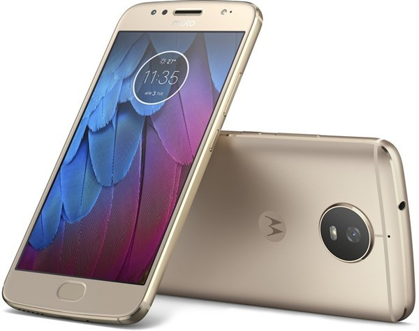 Motorola Moto G5s Plus DS Blush Gold