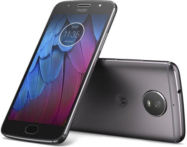 Motorola Moto G5s Plus DS Lunar Grey