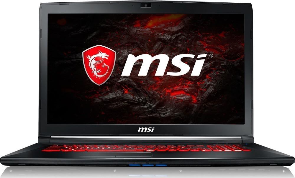 MSI GL72M7RDX-1408 17,3 i5 8G 1128G W10