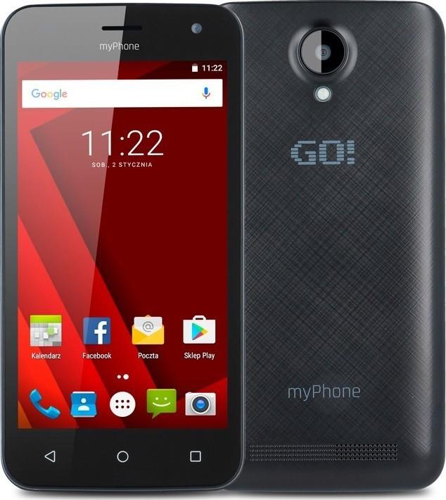 myPhone GO Dual SIM