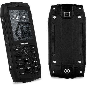 myPhone Hammer 3 Plus černý
