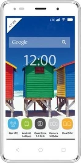 myPhone Q-Smart LTE bílý