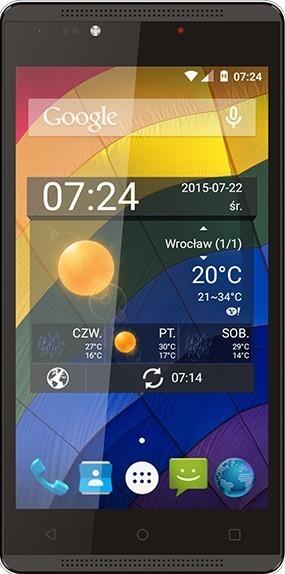 myPhone Venum Dual SIM modrý