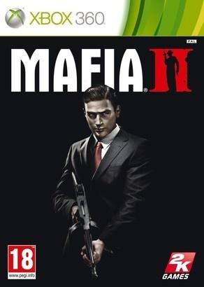 2K games Mafia 2 XBOX 2K