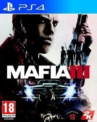 2K games MAFIA 3 hra PS4