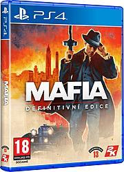 2K games Mafia I Definitive Edition hra PS4
